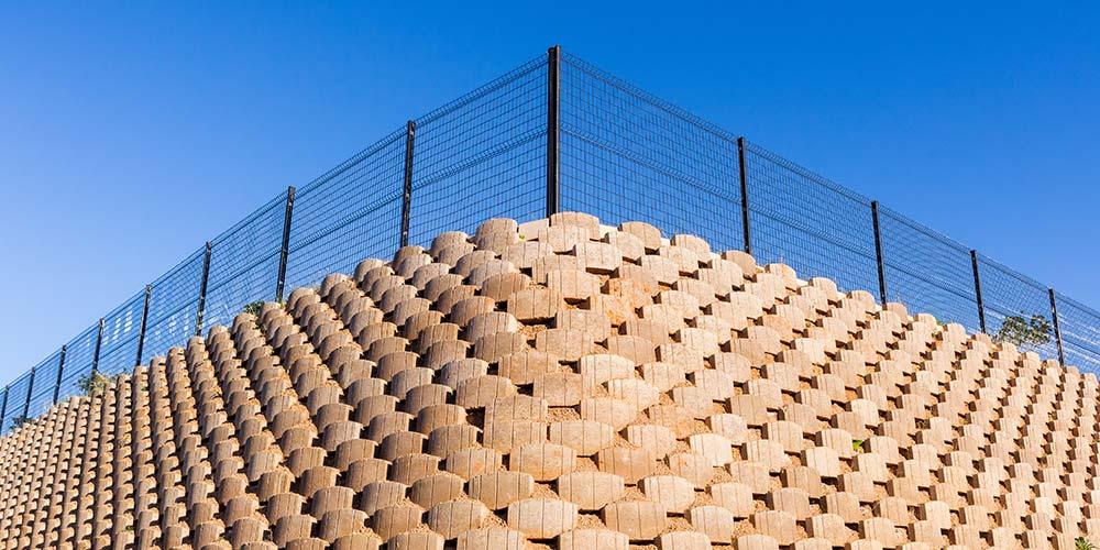 retaining wall atlanta